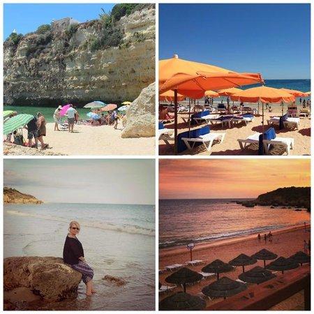 Grand Muthu Oura View Beach Club: Beaches of the Algarve and Oura View Beach Club