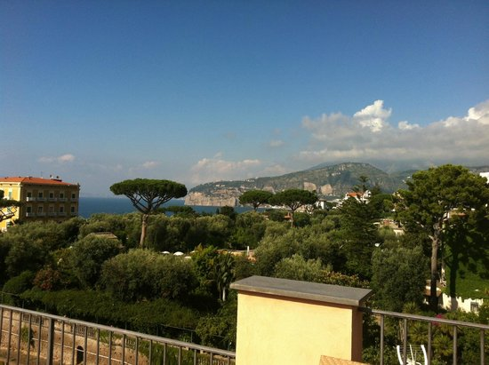 Hotel Palazzo Guardati: View from the rooftop terrace