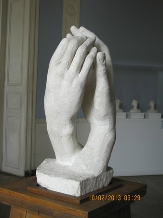 Musée Rodin : Two Right Hands