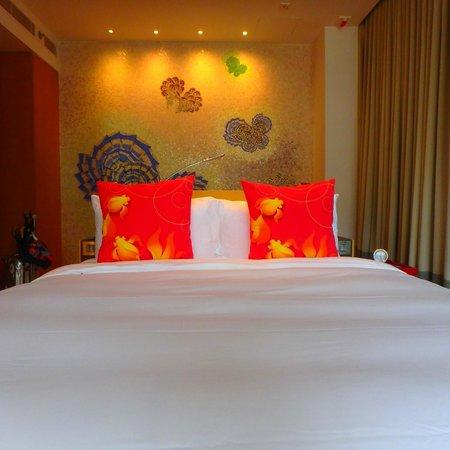 Hotel Indigo Hong Kong Island: モダンな客室