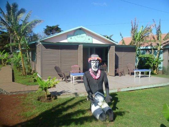 La Perouse Rapa Nui