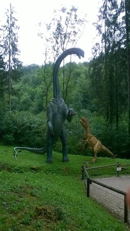 Dino-Zoo: Combat de dinosaures