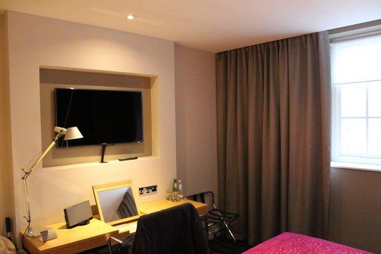 Apex Temple Court Hotel: .