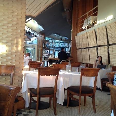 C Restaurant : the main room