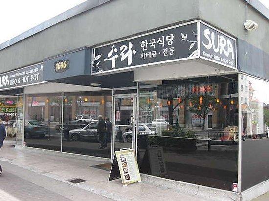 Korean Restaurants Downtown Victoria