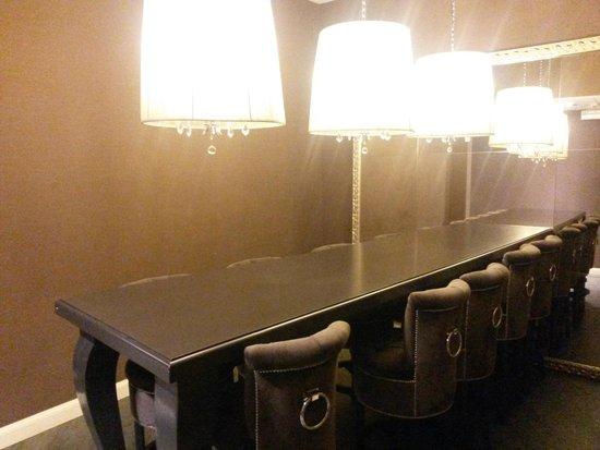 Hotel Club Florence: Salita del pasillo