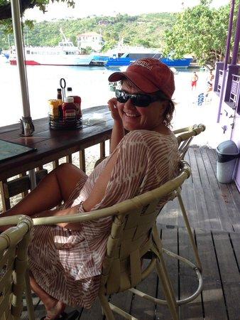 The Beach Bar: Cheers!