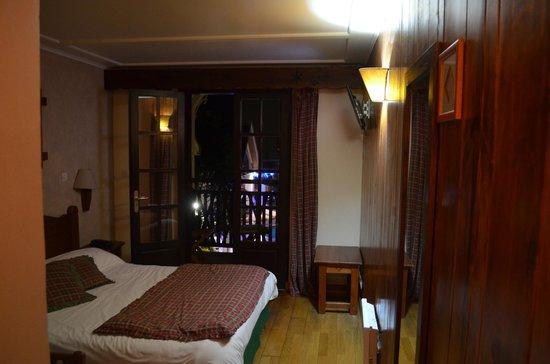 Le Vieux Cep: chambre