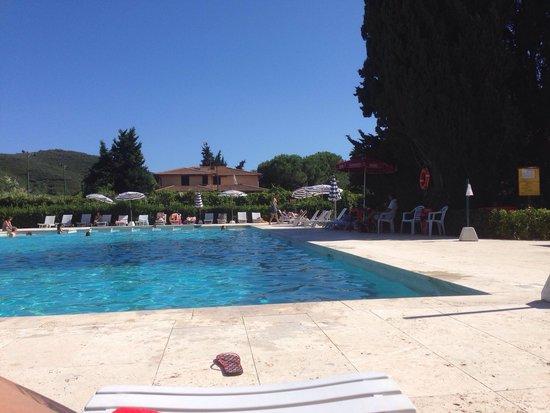 Uappala Hotel Lacona : Piscina
