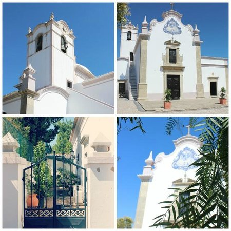 Church of Sao Lourenco de Almancil: St. Lawrence's Church from Stylemindchic Blog