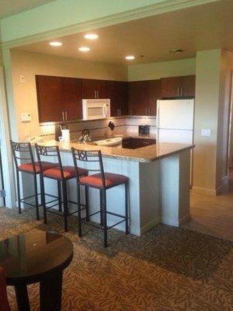 Marriott's Desert Springs Villas II: Kitchen