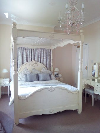 Canterbury Lodge: Chambre de princesse...