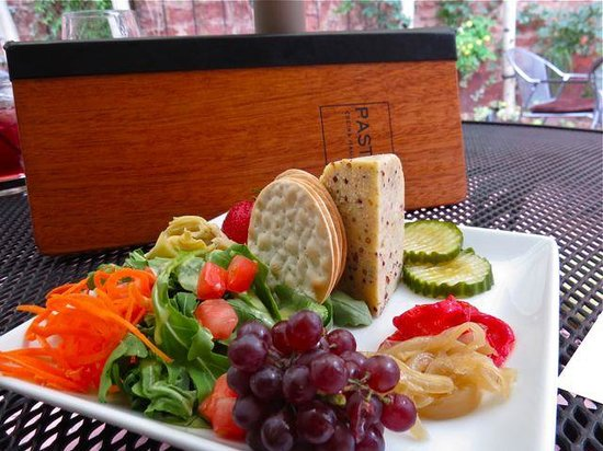 Pasto: Anti pasta cheese plate Fresh, light and delicious