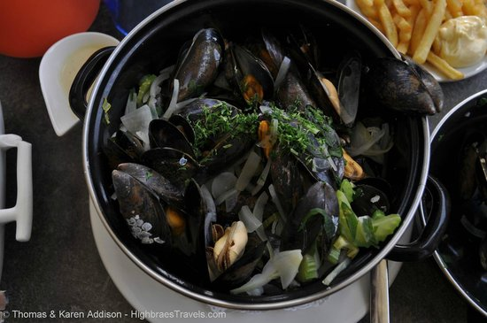 Mozaiek: A disappointing pot of Mussels