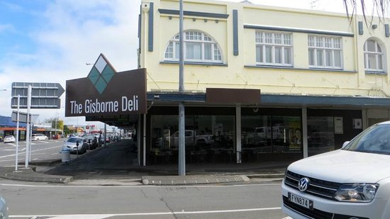 ‪The Gisborne Deli + Butchery‬