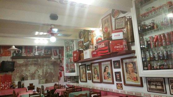 Cafe Bar 1886: inside