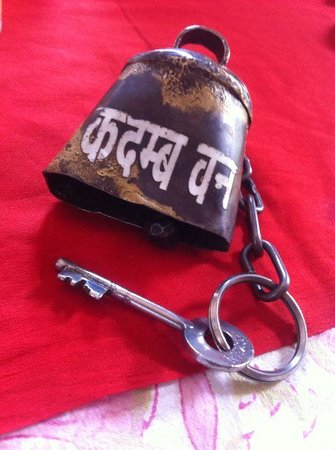 Dadhikar Fort: room keys