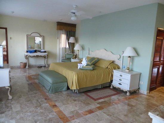 Iberostar Tucan Hotel: Presidential bedroom