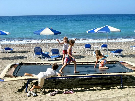 Aphrodite Beach Hotel: Play Ground