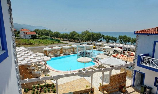 Aphrodite Beach Hotel: Pool