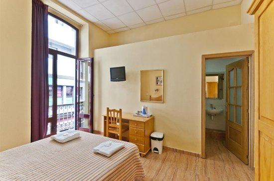 Hostal Kasa Gran Canaria: Habitación matrimonio