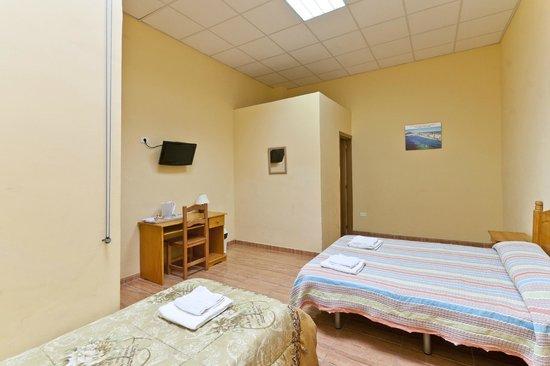 Hostal Kasa Gran Canaria: Habitacion Triple