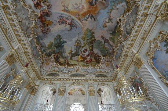 Nymphenburg Palace : Beautiful room