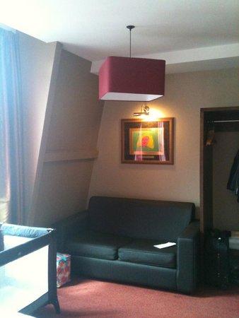 The Briar Rose Hotel: Bedroom
