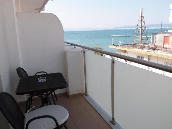 Golden Star City Resort: seeview