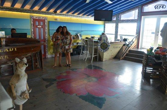 Ibis Bay Beach Resort: Lobby
