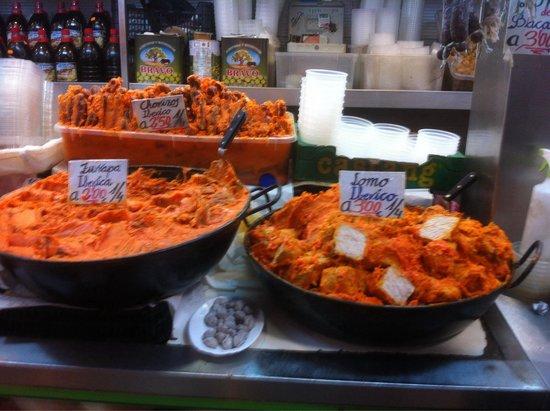 Mercado Central de Atarazanas: Iberico 100%
