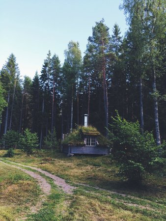 Urnatur: another one of the stugas (cabins)