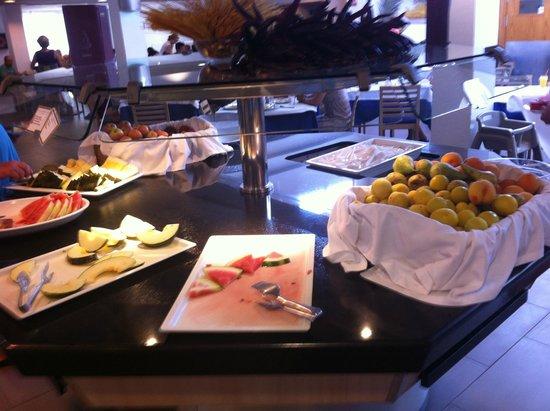HYB Eurocalas: grand choix de fruit