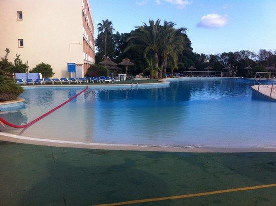 Hyb Eurocalas: espace piscine