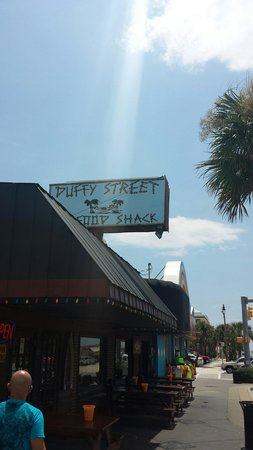 Duffy Street Seafood Shack : My favorite spot for fresh seafood in North myrtle beach