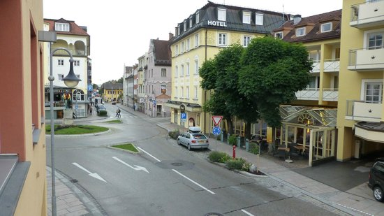 Hotel Sonne : Streetview
