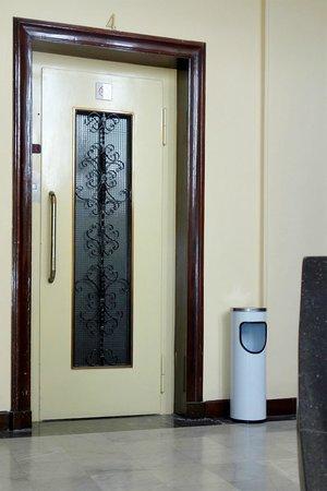 Rembrandt Hotel: Elevator