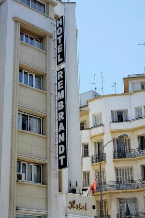Rembrandt Hotel: Exterior