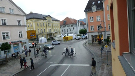 Hotel Sonne: Street view