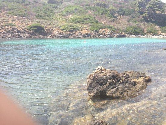 Parco Nazionale Asinara: Cala d'Arena 1
