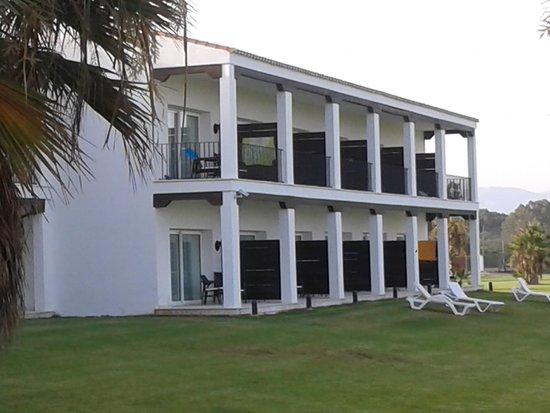 Parador de Malaga Golf : Edificio nuevo