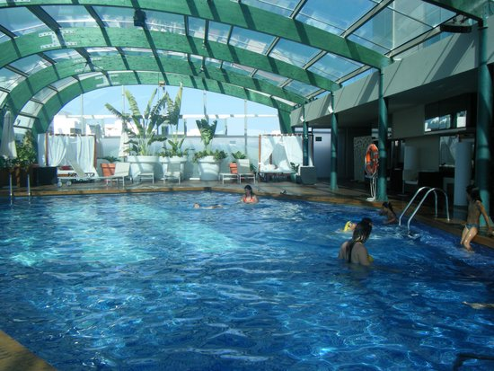 Arrecife Gran Hotel & SPA: piscine