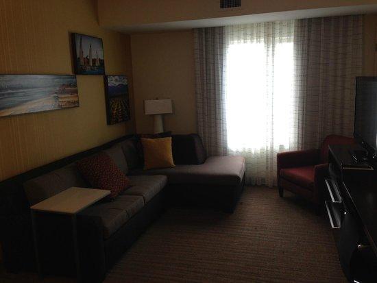 Residence Inn Tustin Orange County: Living Room