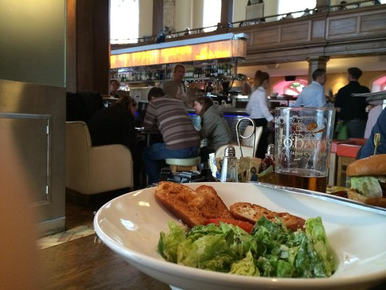 The Church : A very blessed meal & drink