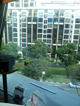 Holiday Inn Express Singapore Clarke Quay: I stayed 3night w friend. This hotel is located to travel easily. (It takes almost 10mins from h