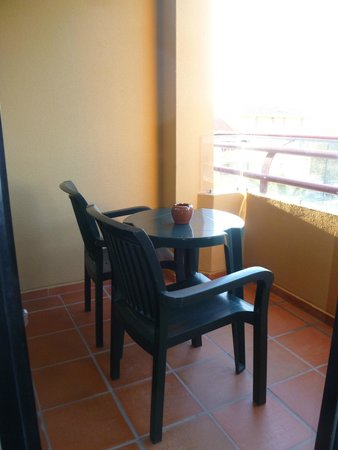 Dom Pedro Marina: Room Balcony