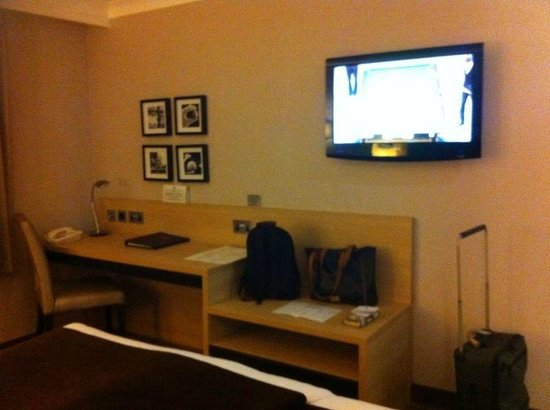 Clarion Collection Hotel St. Albans: Standard double room