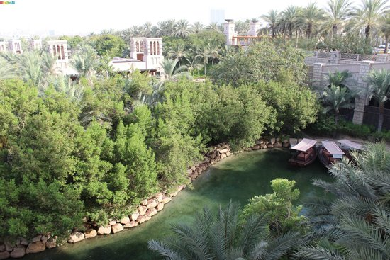 Jumeirah Al Qasr at Madinat Jumeirah: View from my Room