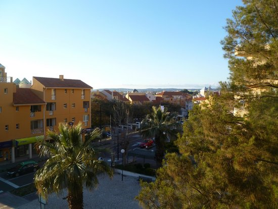 Dom Pedro Marina: View from Room 211