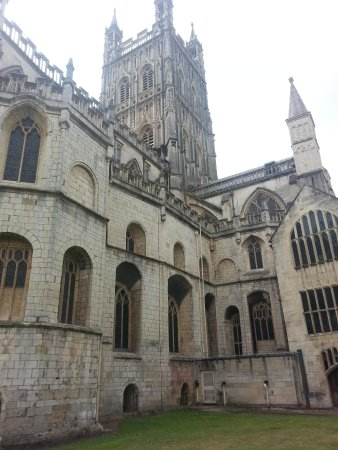 Gloucester Cathedral: Wow
